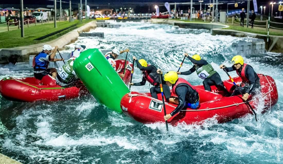 whitewater romania rafting